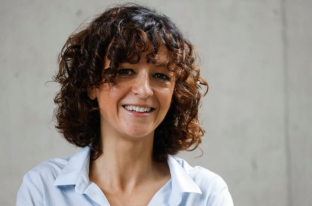 French researcher in Microbiology, Genetics and Biochemistry Emmanuelle Charpentier. — AFP pic
