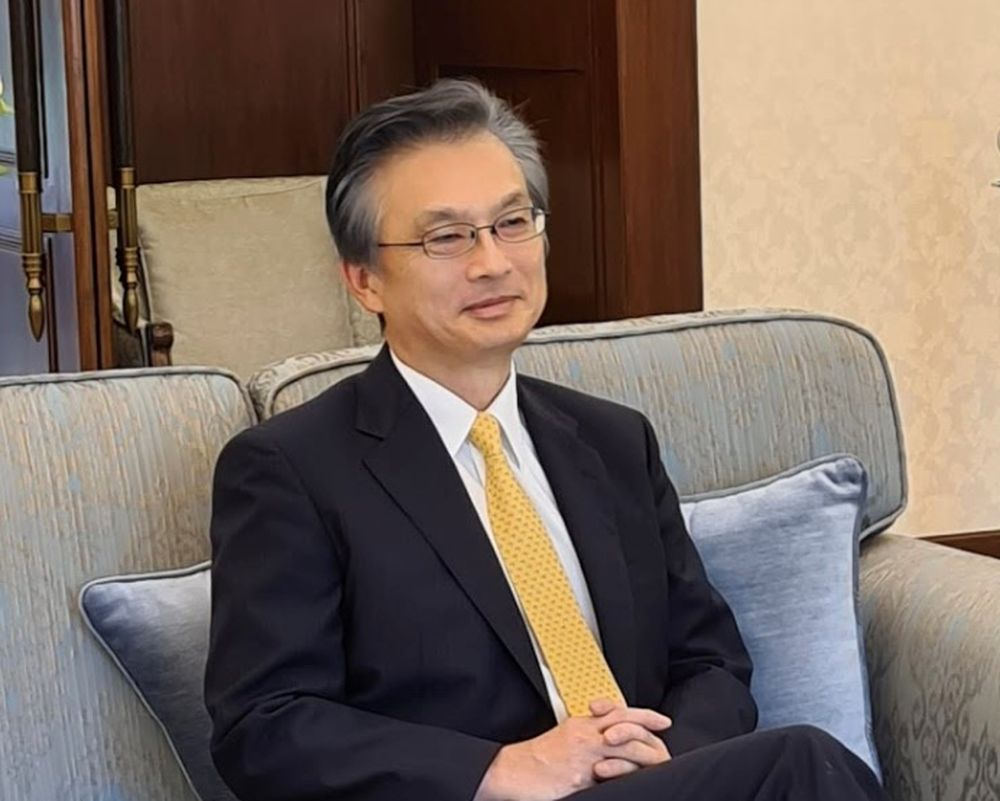 Japanese Ambassador to Malaysia Hiroshi Oka said about 1,500 Japanese companies in Malaysia contributed to industrialise the country. — Bernama pic