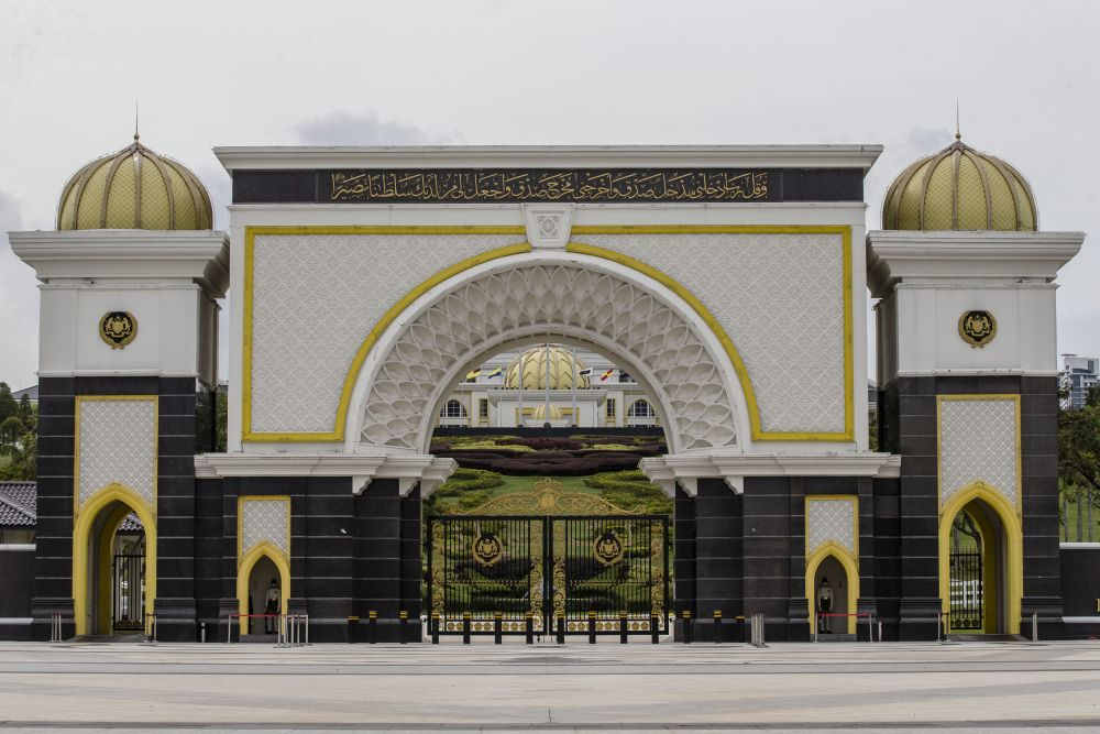 Article 150 of the Federal Constitution permits the Yang di-Pertuan Agong to issue a Proclamation of Emergency and to govern the country by issuing ordinances that cannot be challenged in a court of law. — Picture by Firdaus Latif