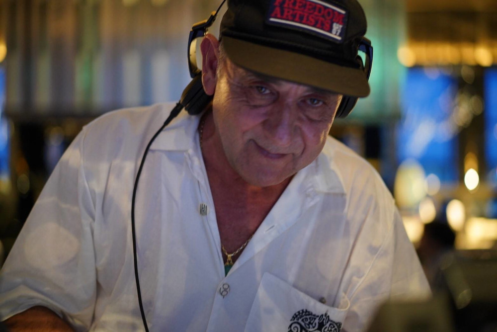 Born in Barcelona in 1955, Jose Padilla moved to Ibiza when he was 20 and began working as a DJ in a years-long career which ultimately saw him nominated for a Latin Grammy. — Picture from Facebook/Jose Padilla