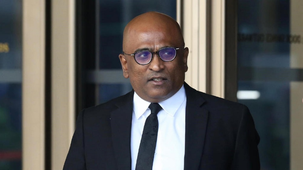 The Attorney-General's Chambers said lawyer M. Ravi's behaviour 'falls short of the standards of professional conduct to be expected from an advocate and solicitor of the court'. ― TODAY file pic
