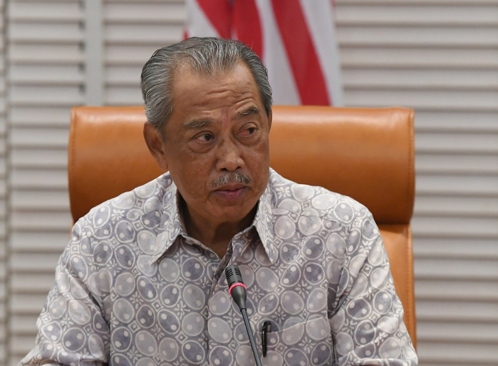A special meeting of the Cabinet is expected to be held in Putrajaya tomorrow morning, amid speculation that there would be minor changes within the PN government headed by Prime Minister Tan Sri Muhyiddin Yassin. — Bernama pic