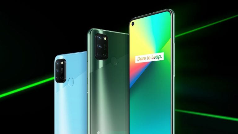 The Realme 7i will be revealed via their official Facebook page on next Tuesday, October 13 at 12pm. ― Picture via SoyaCincau