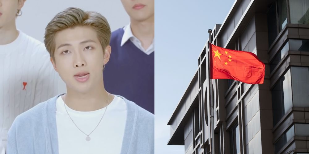 Korean boy band BTS faces uproar in China over war comments