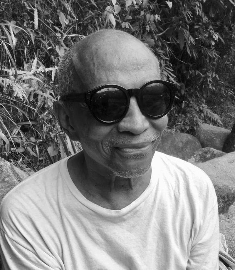 Malaysian writer and poet Salleh Ben Joned died at his home in Subang Jaya at 1.21am. — Picture via Facebook
