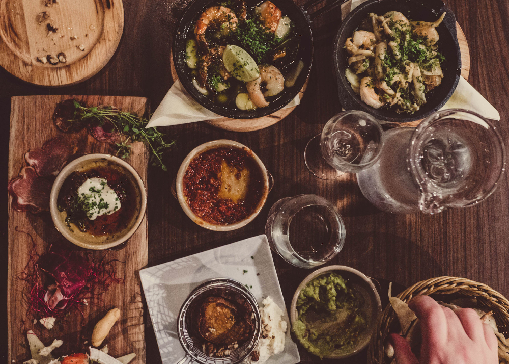 The Spanish eat out the most, it seems, enjoying an average 4.3 meals per week outside the home. — Picture from knape/IStock.com via AFP-Relaxnews