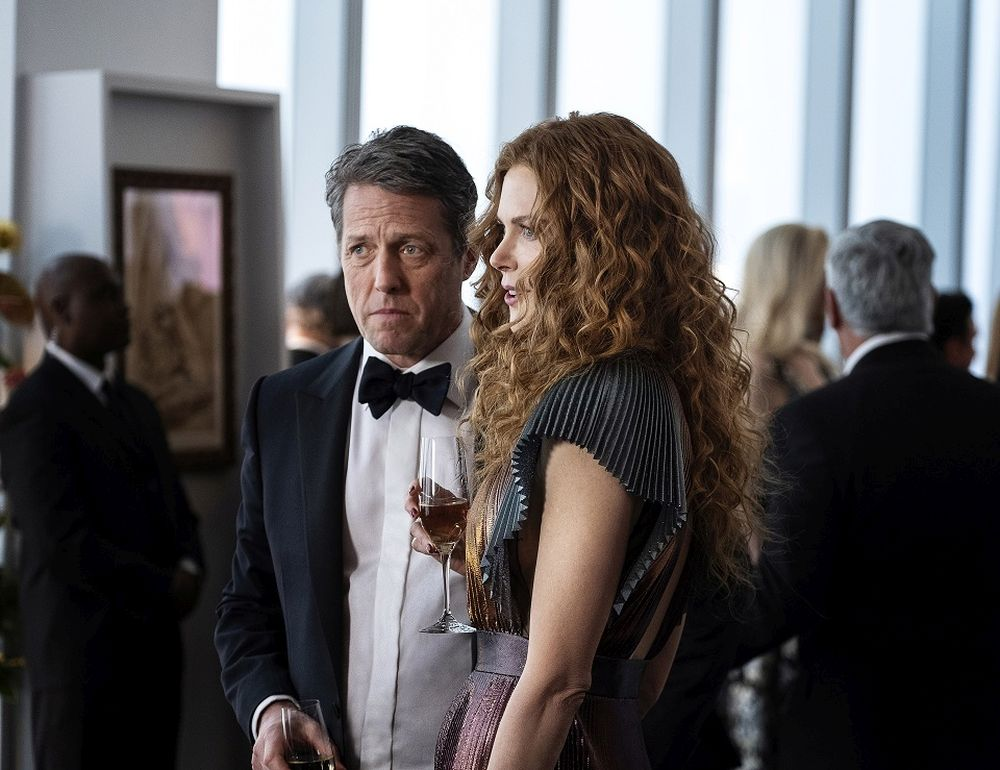 Nicole Kidman and Hugh Grant play a married couple whose lives are shattered in the upcoming HBO miniseries 'The Undoing'. – Picture courtesy of HBO