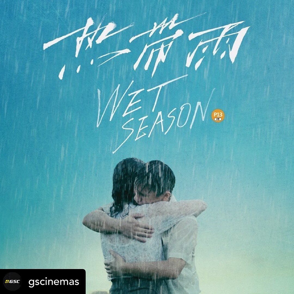 Singapore has selected cross-generational relationship drama 'Wet Season' that stars Malaysian actress Yeo Yann Yann as the country's entry to next year's Academy Awards in the International Feature Film category. ― Picture via Instagram/yeoyannyann