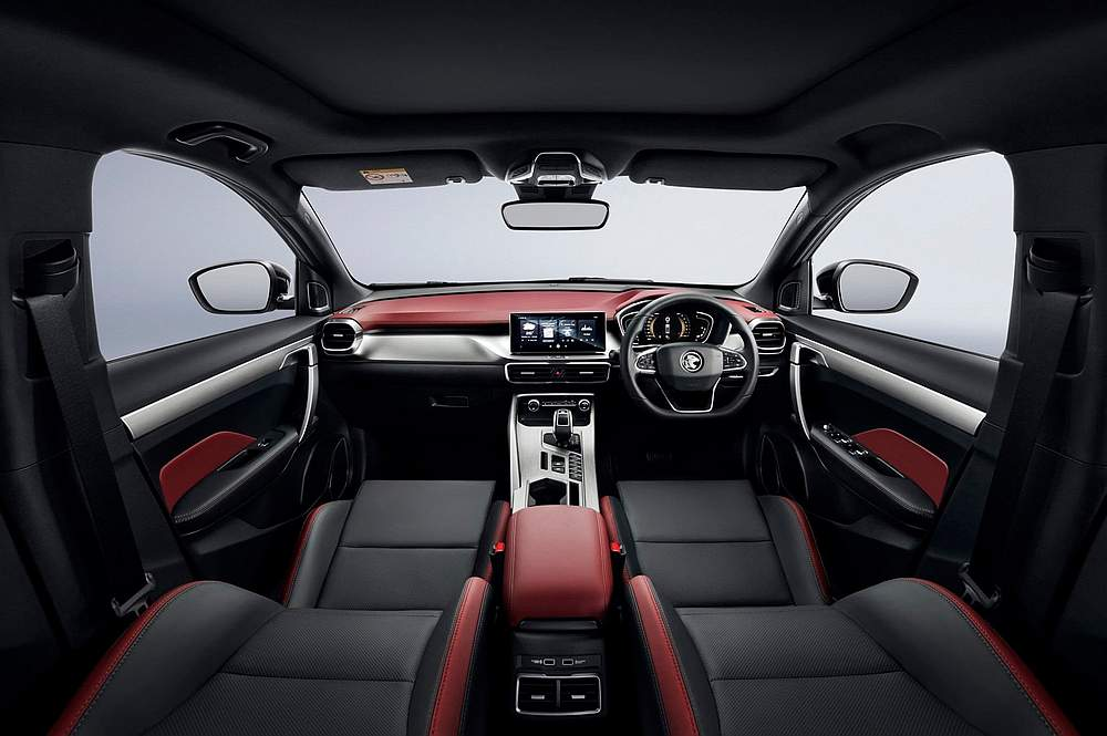 A look at the interior of the X50. — Picture courtesy of Proton