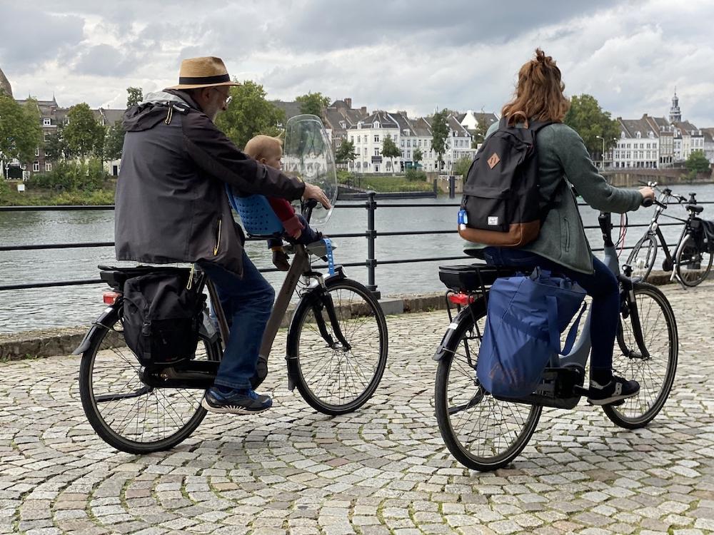 Nederland telt meer fietsen (ongeveer 22,9 miljoen) dan inwoners (17,2 miljoen).  - Foto ter beschikking gesteld door middelveld / IStock.com