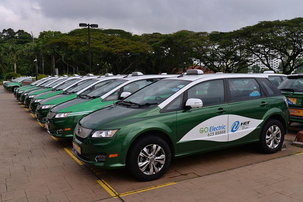 HDT had ambitious plans for its electric taxi business, but said on Nov 27, 2020 that Covid-19 had taken a heavy toll on patronage.— TODAY pic