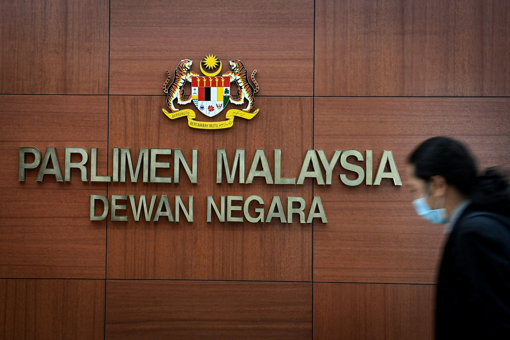 Based on the Order Paper for the Dewan Rakyat sitting today, the question will be raised by Datuk Seri Mahdzir Khalid (BN-Padang Terap) to the Senior Minister of Works. — Bernama pic