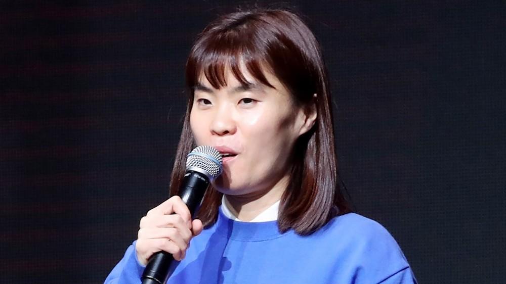 Comedian Park Ji-sun dies at 36