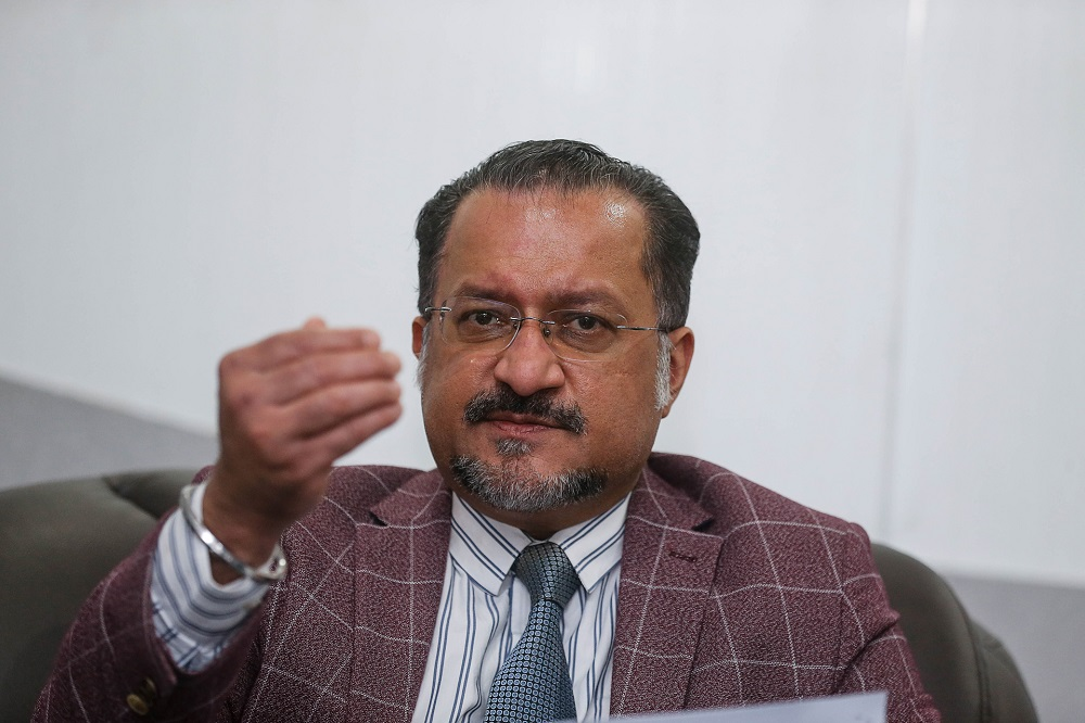 State Housing, Local Government and Town and Country Planning Committee chairman, Jagdeep Singh Deo, said there are several factors that must be taken into consideration to ensure it goes well. — Picture by Sayuti Zainudin
