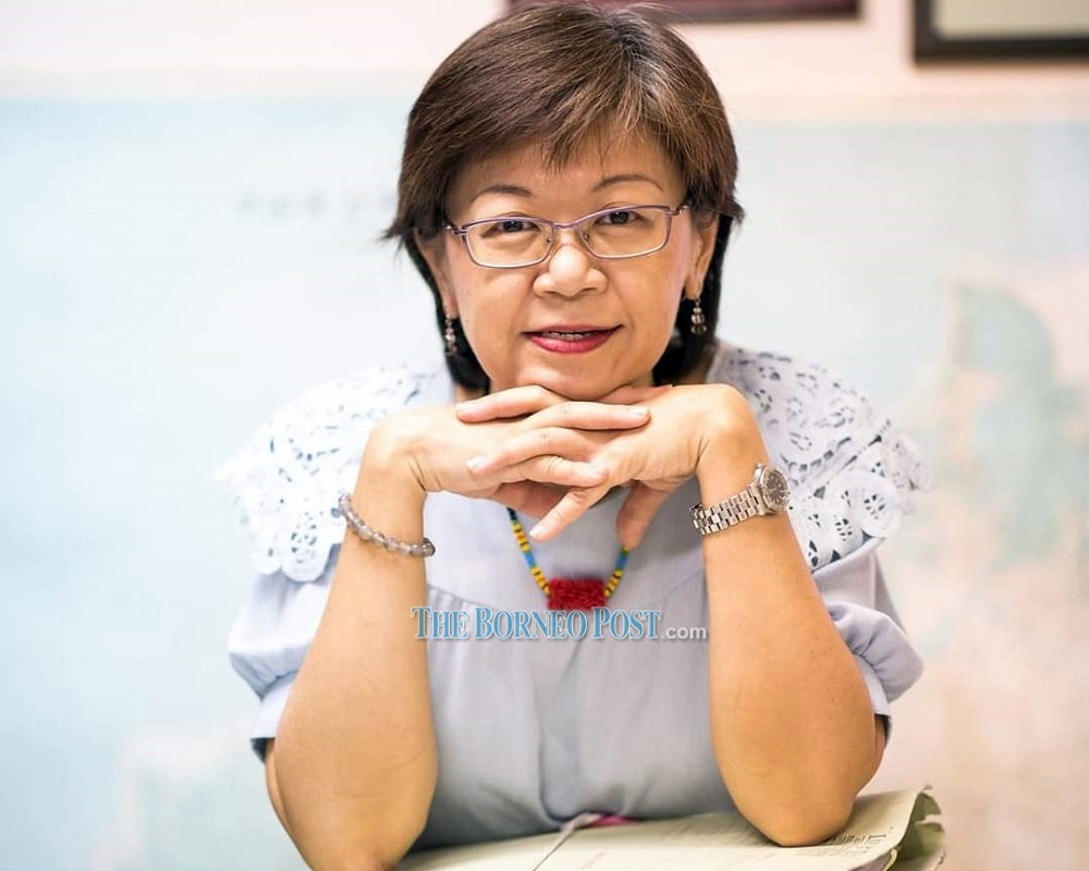 Sarawak Bersih leader Ann Teo said it would not make much of a difference if the state government abandoned the addition of the definition 'resident of the state' to the Sarawak Constitution. — Borneo Post Online pic