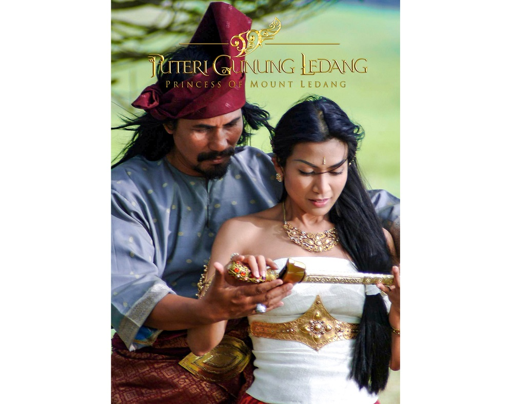 The 2004 epic fantasy film, starring Datuk M. Nasir and Puan Sri Tiara Jacquelina, is based on the beloved Malaysian folklore of the same name.  —  Picture courtesy of Netflix
