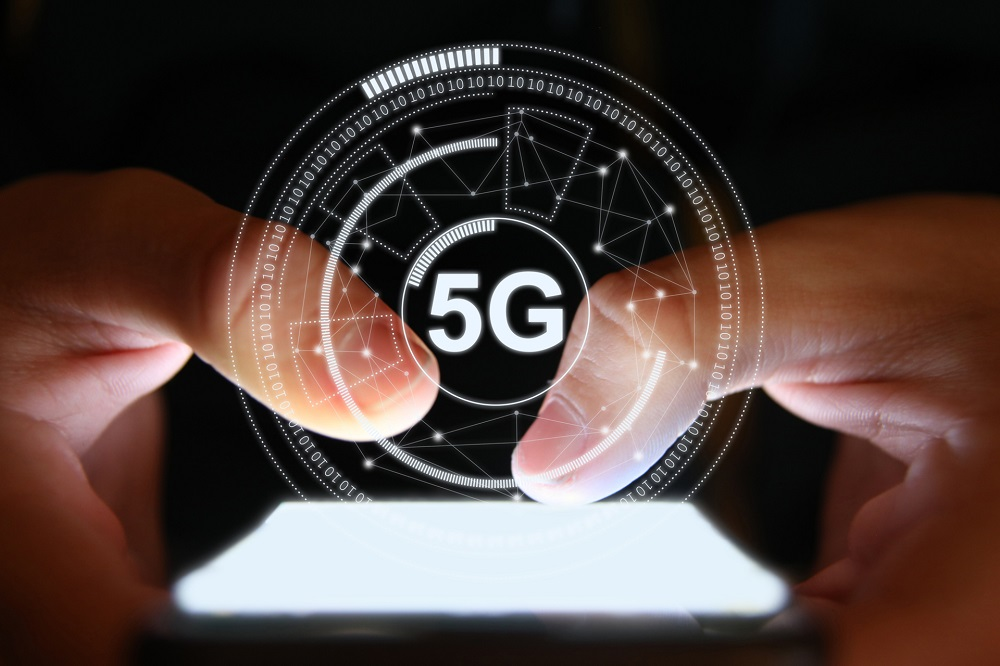 As 5G rolls out worldwide, the new cellular networking standard isn't always meeting expectations. — iStock pic via AFP