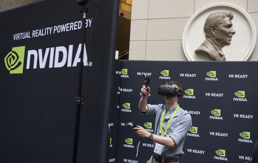 Silicon Valley tech firm Nvidia has developed a version of its GEForce Now cloud gaming service that runs on Apple's browser. — AFP