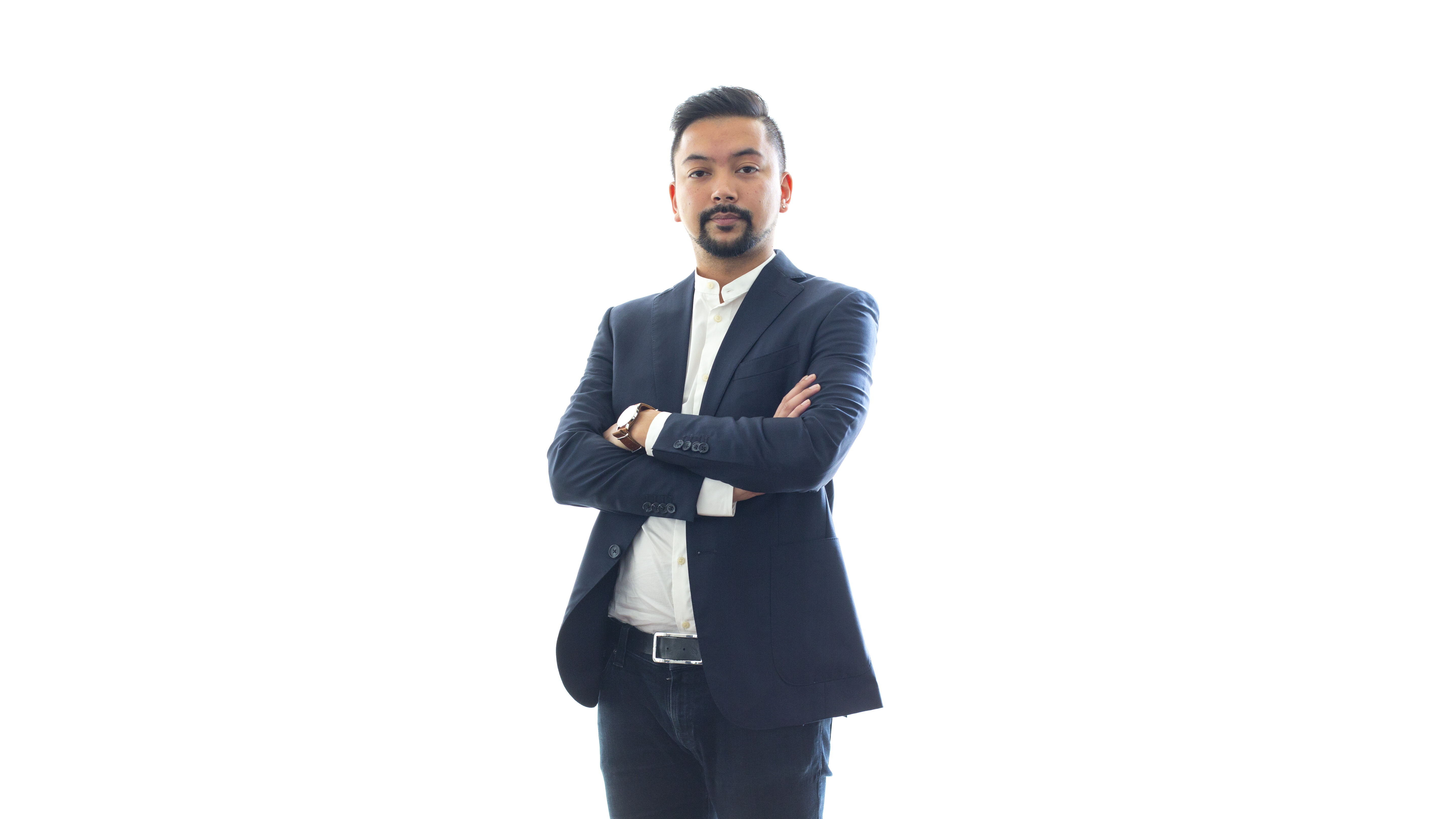 The Livescape Group CEO, Iqbal Ameer. — Photo courtesy of The Livescape Group