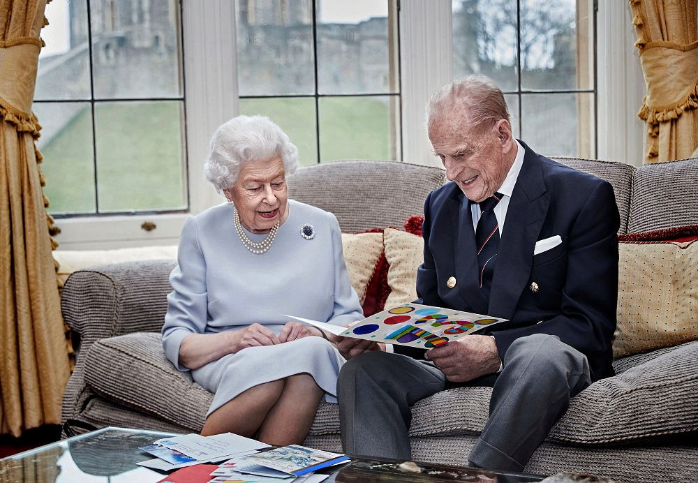 The Queen and Prince Philip mark 73rd wedding anniversary