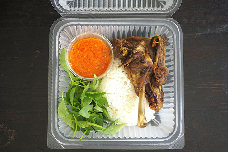 You can order this portion for RM10.50 for a satisfying lunch
