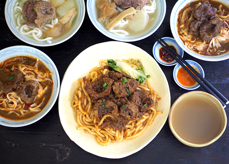 The highlight is their spicy braised beef with the tender beef cuts eaten with 'lai fun' noodles — Pictures by Lee Khang Yi