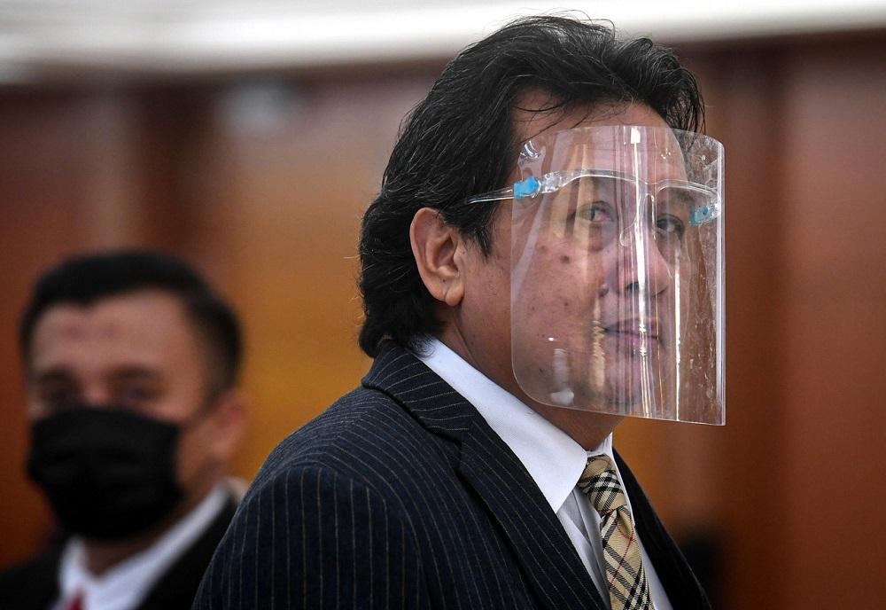 Deputy Finance Minister I Datuk Abd Rahim Bakri says Putrajaya has so far collected RM428.07 million from digital service providers since enforcement of the Digital Services Tax early this year. — Bernama pic