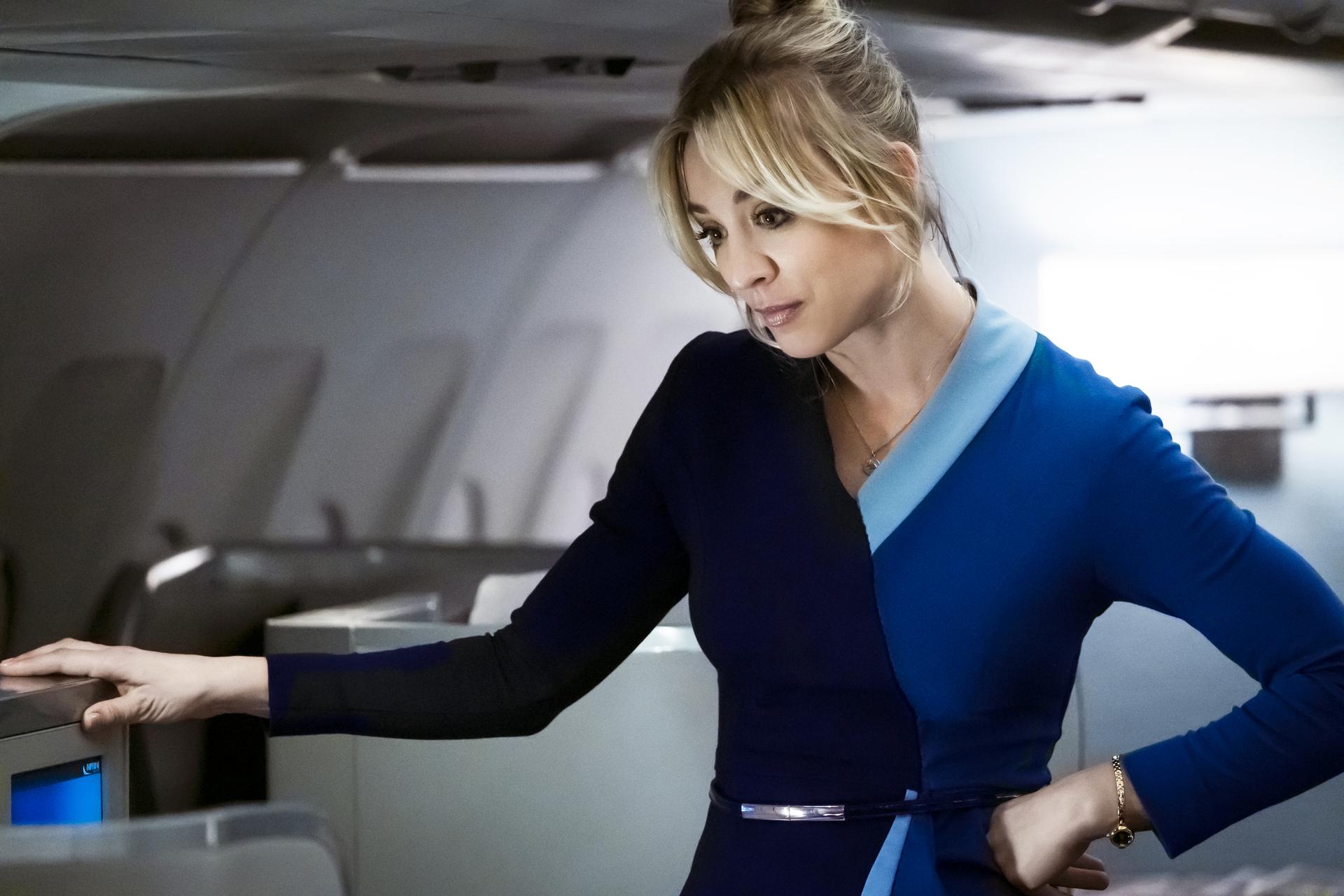 《谜飞空姐》11月26日将在HBO Go率先独家播映三集。-华纳媒体提供-