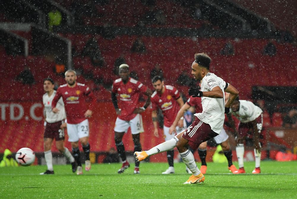 No home comforts for Man United in Arsenal defeat, Bale send Spurs second    Sports   Malay Mail
