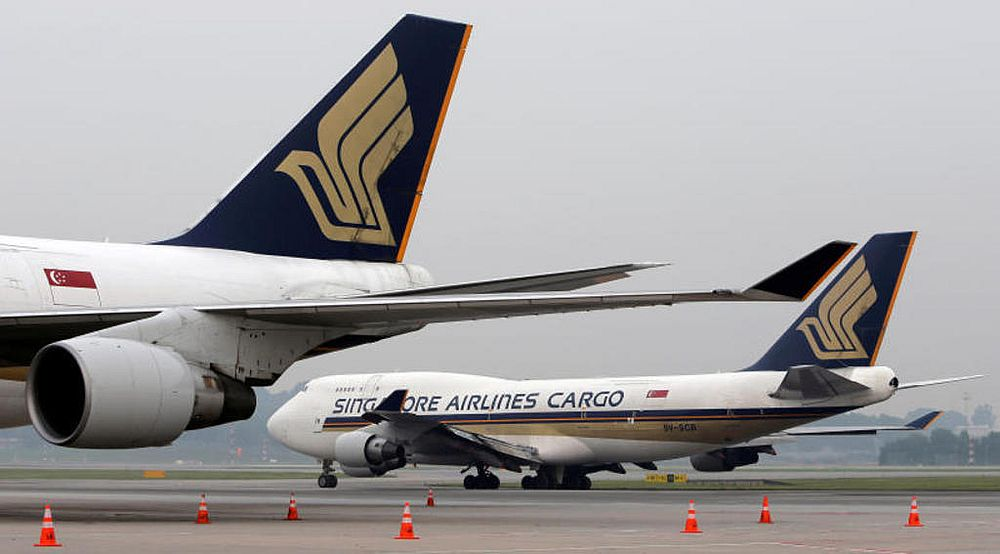 Hong Kong says it has barred incoming passenger flights from Singapore operated by Singapore Airlines until mid-April. — Reuters pic