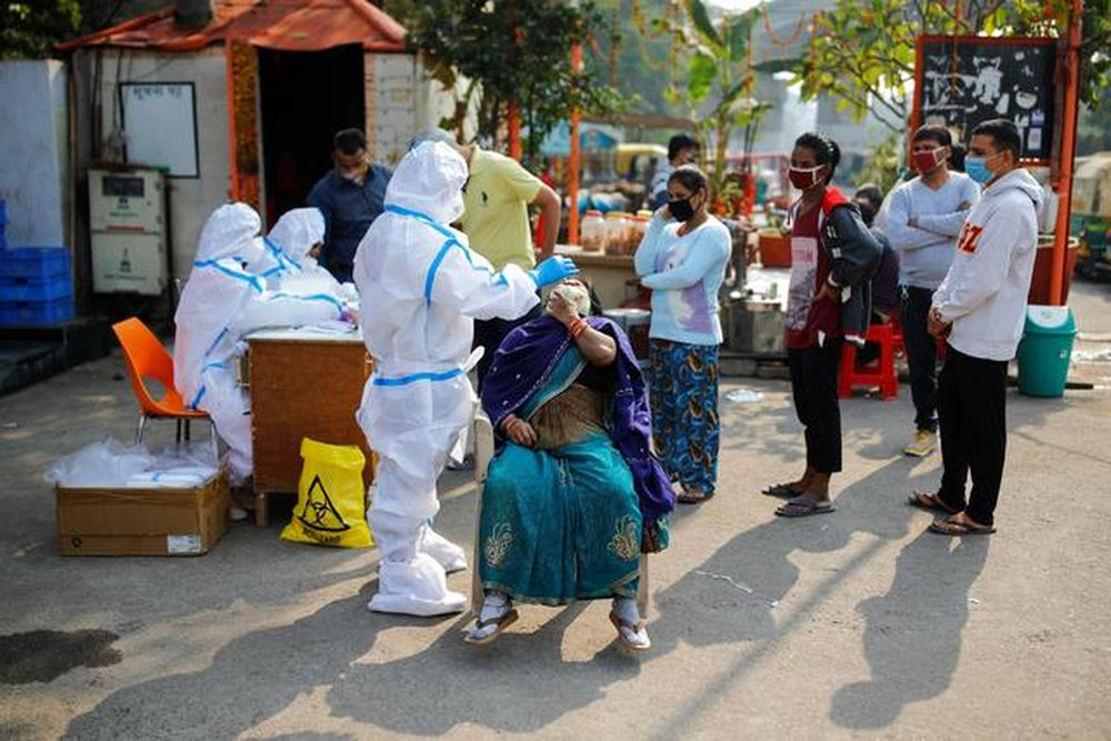 India nears nine million coronavirus cases