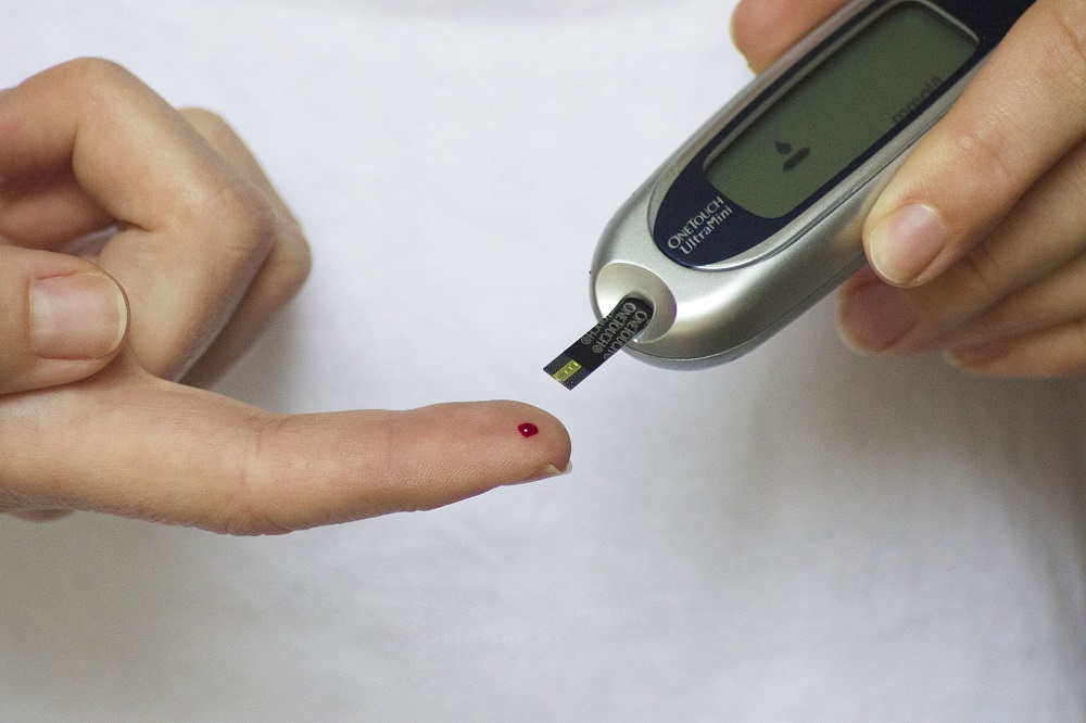 Individuals with prediabetes can delay or prevent the onset of type two diabetes with proper management of the condition. — Pixabay pic