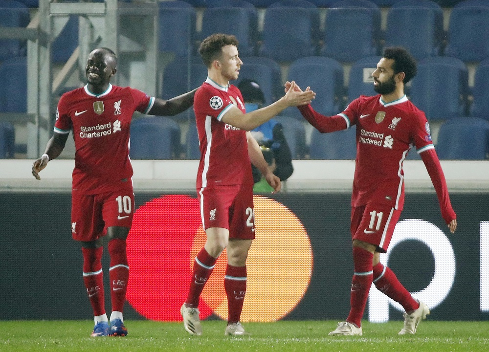 jota nets hat trick as liverpool thrash atalanta 5 0 sports malay mail jota nets hat trick as liverpool thrash atalanta 5 0 sports malay mail