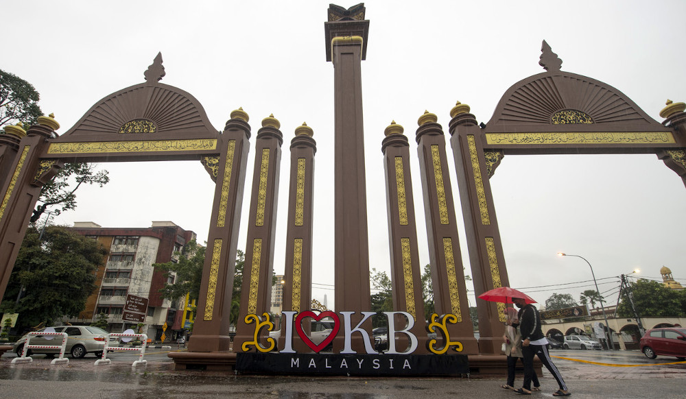 Kelantan is among the states where tourism has taken a hard hit from Covid-19 . — Bernama pic