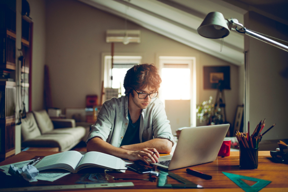 A new study from McKinsey estimates that 22 per cent of employees in the US could work remotely between three and five days a week without affecting productivity, while only five per cent could do so in India. — Geber86/IStock.com pic via AFP-Relaxnews