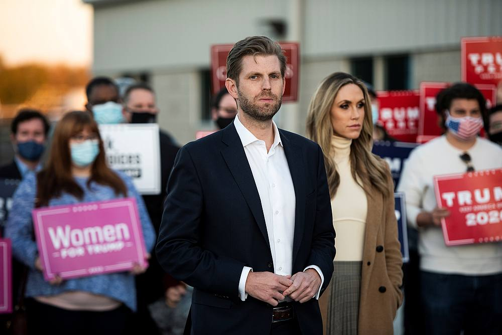 Trump's daughter-in-law considering Senate run, says United States  media