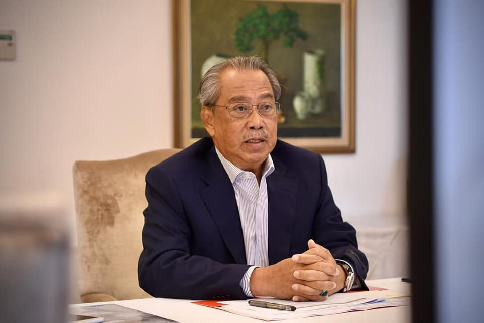 BN ministers and deputy ministers =have pledged their full support to the leadership of Prime Minister Tan Sri Muhyiddin Yassin. — Picture via Facebook