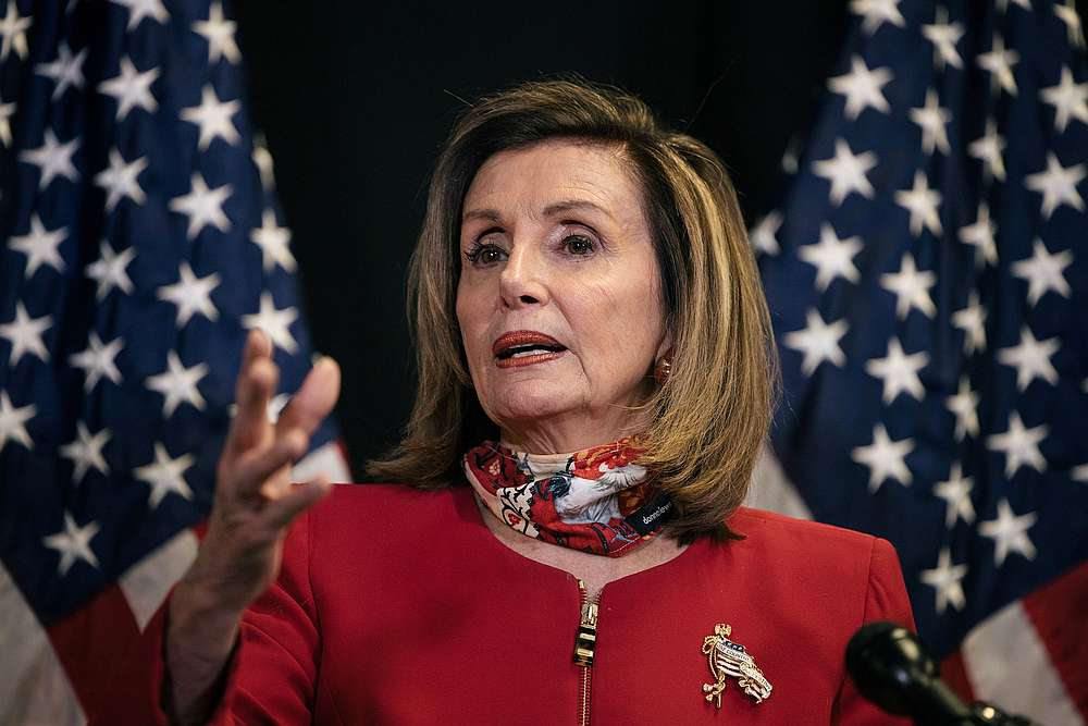 All Of Colorado's Congressional Democrats Back Pelosi For Speaker - This Time