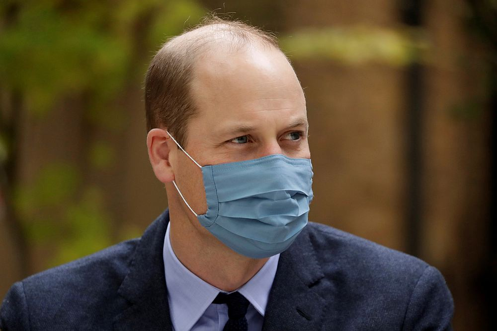 Prince William Secretly Contracted COVID-19 Back In April | WiLD 94.9