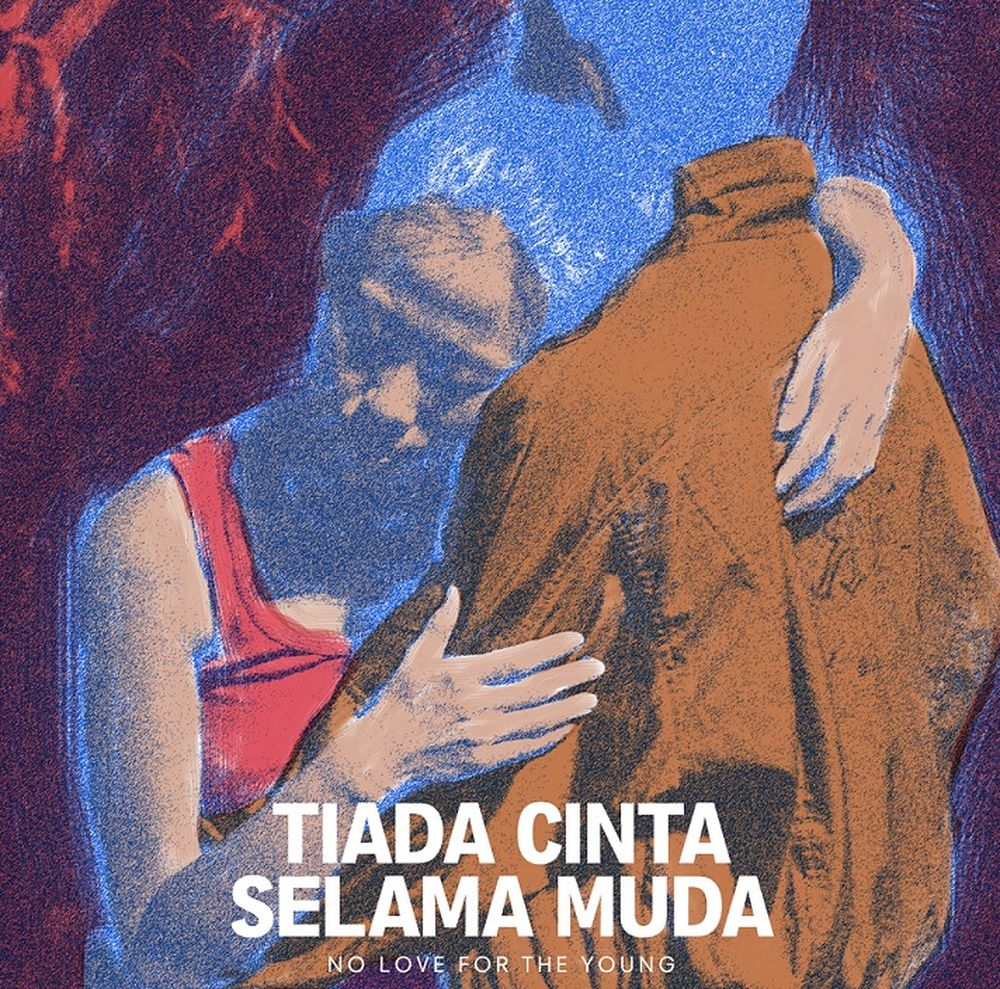 The film, titled 'Tiada Cinta Selama Muda' in Malay, will compete in the festival's Asian Feature Competition category. — Picture courtesy of Moka Mocha Ink