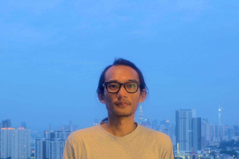 'No Love For The Young' marks Malaysian novelist and playwright Ridhwan Saidi's feature directorial debut. — Picture courtesy of Moka Mocha Ink