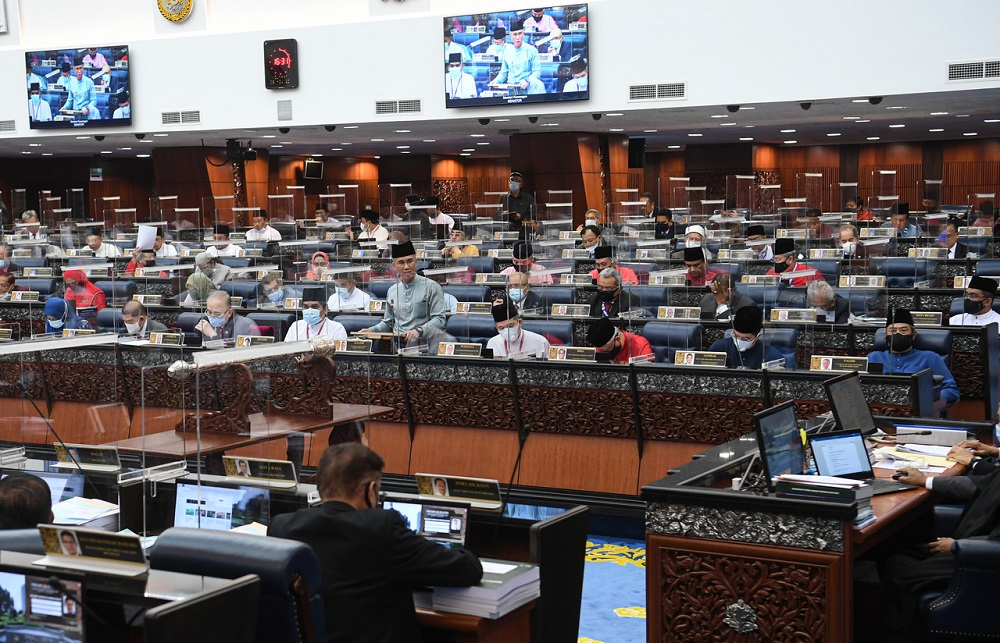 One of the thorniest provisions raised during Budget 2021 debates after its November 6 tabling has been the RM85.5 million allocated to the revival of the Special Affairs Department. ― Bernama pic