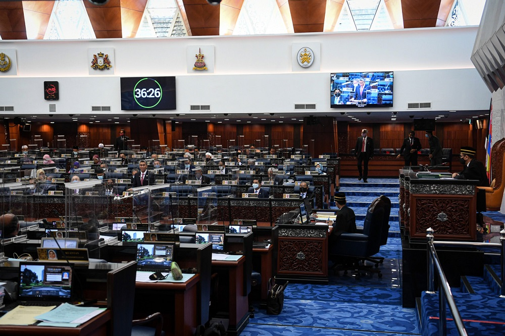 The sitting of the Dewan Rakyat for the Third Meeting, Third Term of the 14th Parliament has been increased by two days. ― Bernama pic