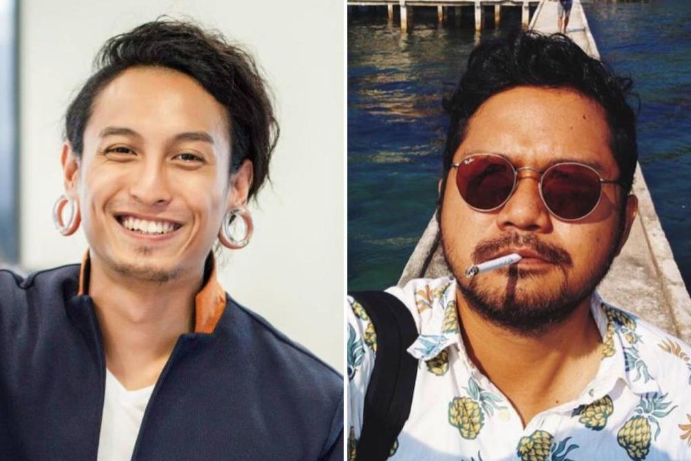 Ahmad Danial Mohamed Rafa'ee (left) and Ragil Putra Setia Sukmarahjana (right) are the two suspects identified in the alleged murder of 19-year-old Felicia Teo Wei Ling who went missing 13 years ago. — Pictures from social media via TODAY