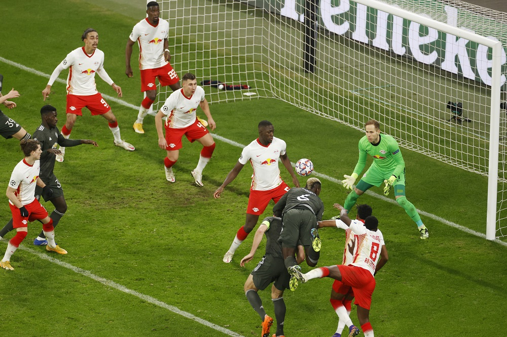 Red Bull Leipzig Champions League