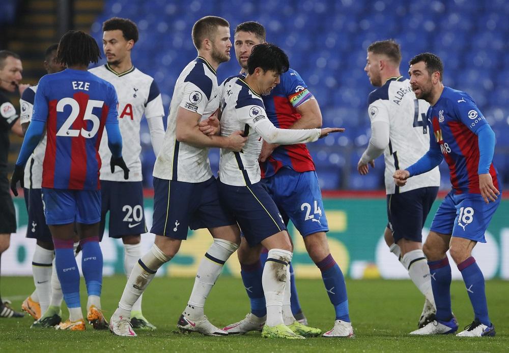 Crystal Palace vs. Tottenham Hotspur - Football Match Report