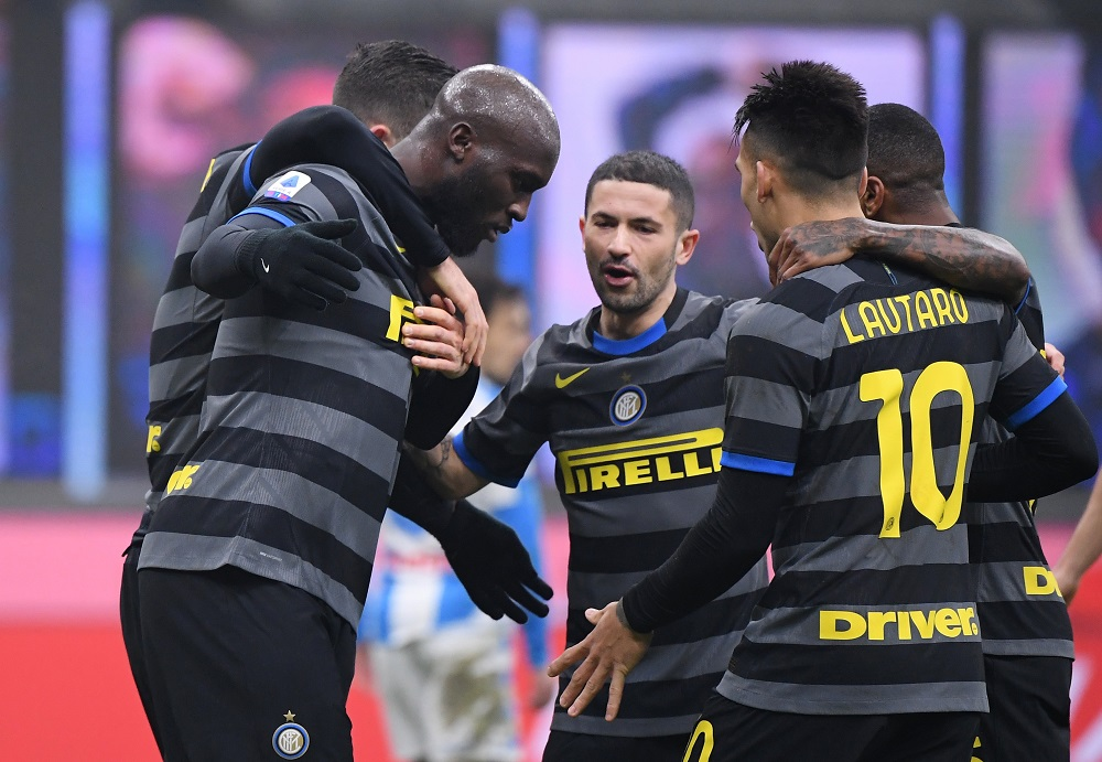 Inter were scheduled to face Arsenal on Sunday, with the winner facing the victor in Everton's game against Colombian outfit Millonarios on July 28. — Reuters pic