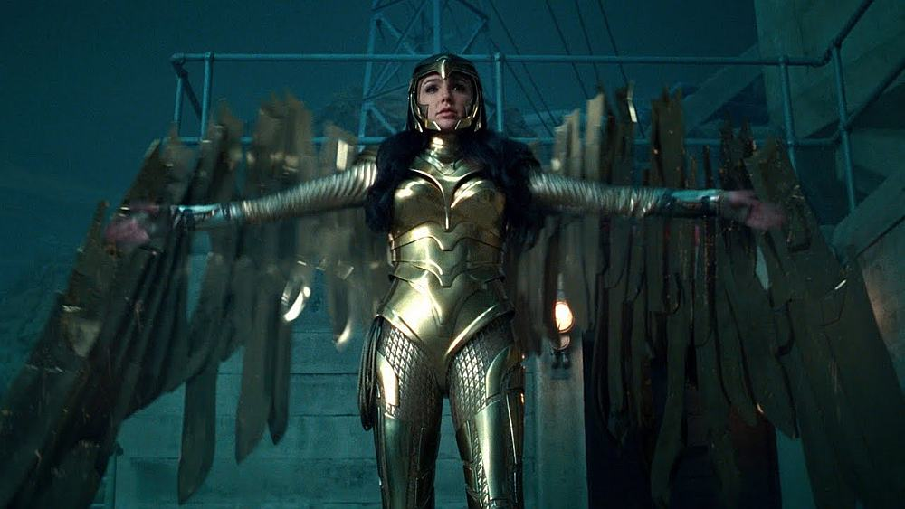 Image from the YouTube video: Wonder Woman 1984 — Official Main Trailer.