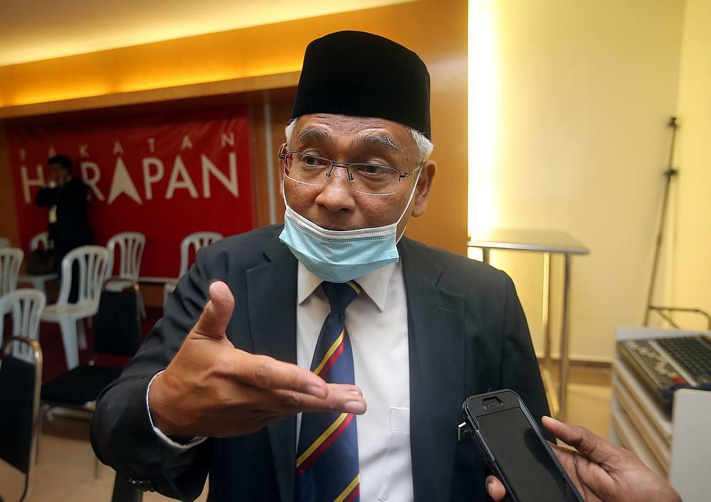 After vote against MB, Perak Pakatan tells Perikatan to relinquish control of state government