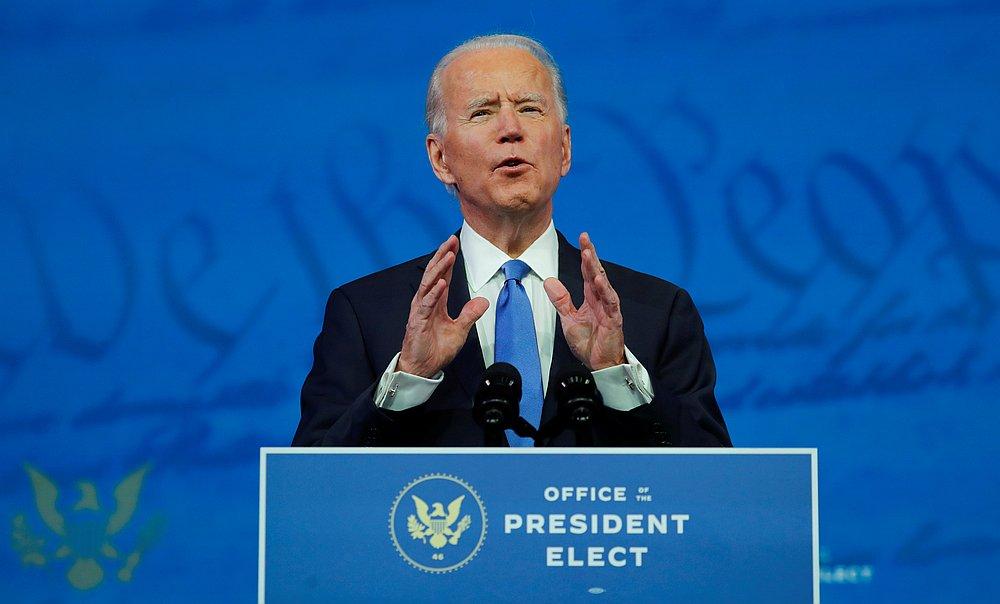 Republican Leader Of Us Senate Congratulates Biden On Election Win